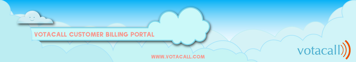 VOTACALL Customer Billing Portal